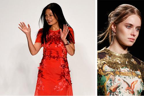 Những tên tuổi gốc á quyền lực của làng thời trang thế giới