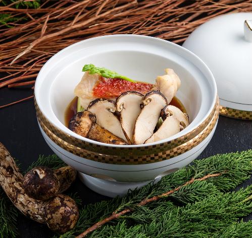 Thưởng thức món ngon từ nấm matsutake
