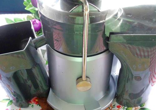 Hướng dẫn làm nước ép cà rốt vừa mát lại bổ