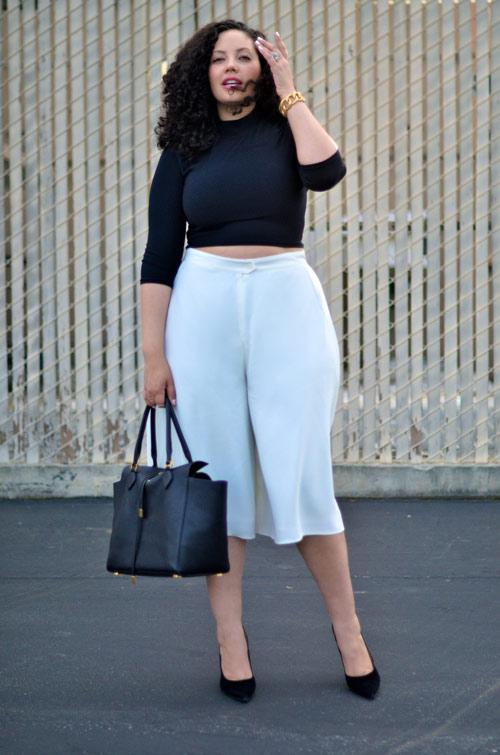 Nàng béo chia sẻ bí quyết mặc đẹp mùa hè