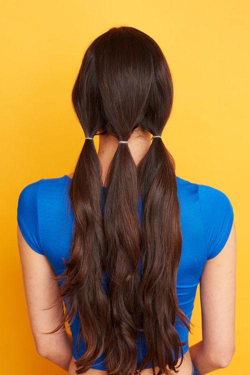 Tự tạo 3 kiểu tóc đơn giản sành điệu để đội mũ bảo hiểm