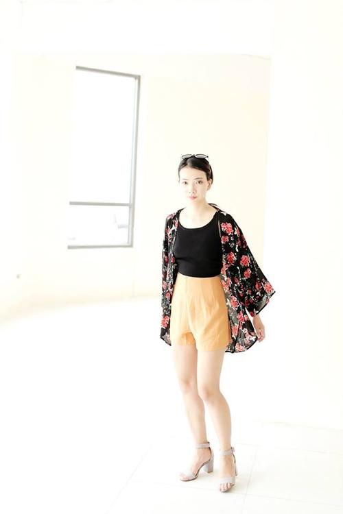 Tuyệt chiêu để bạn gái chọn mua áo khoác kimono đẹp và rẻ