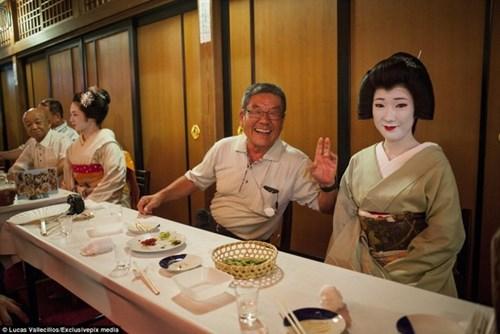 Bạn biết gì về thế giới bí mật của geisha nhật bản
