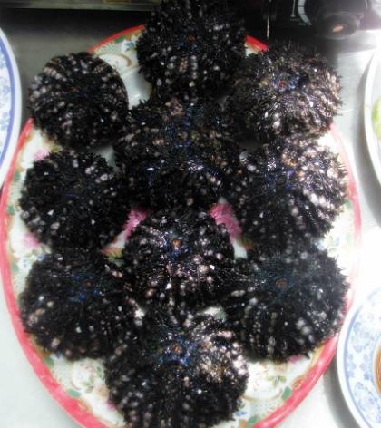 Cháo nhum - đặc sản của biển nha trang