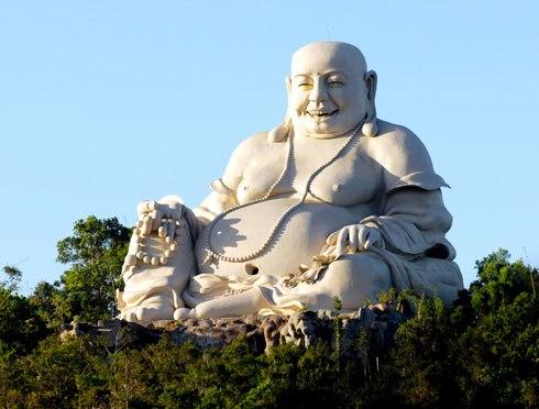 Địa điểm những ngôi chùa có các bức tượng kỷ lục thế giới