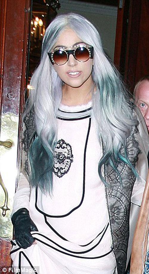 Dưới 30 tuổi bạn có dám nhuộm tóc bạc