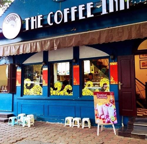 Những chuỗi cafe làm mưa làm gió với giới trẻ hà thành