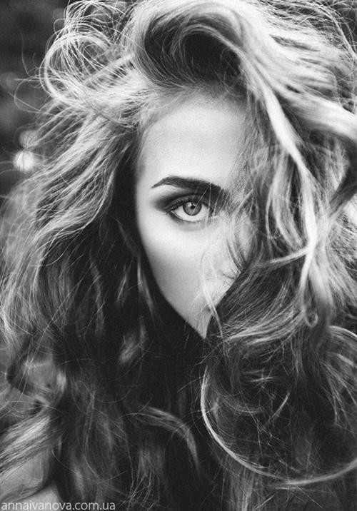 Những tips hô biến mái tóc siêu mỏng trở nên bồng bềnh