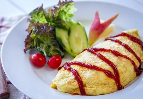 Tuyệt chiêu làm trứng cuộn cơm món ngon khó chối từ
