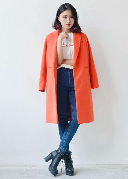 3 cách mặc quần jeans đẹp nhất trong mùa đông