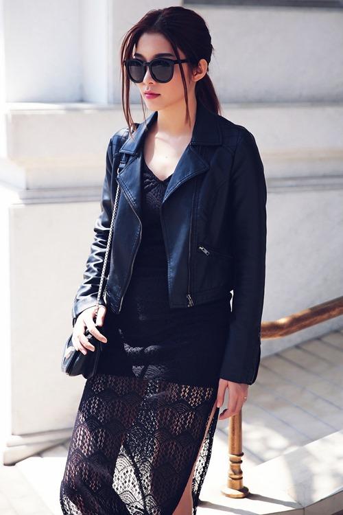 Bí quyết để mặc đẹp như cô gái sài gòn khi trời 18c