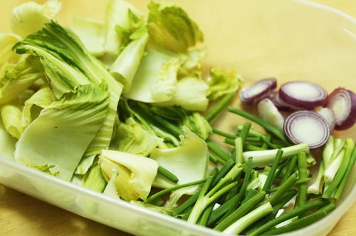Cách làm dưa cải muối chua chống ngán ngày tết