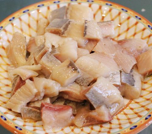 Cơm chiên cá làm vừa nhanh ăn là mê