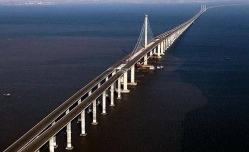 Cùng khám phá những cây cầu mang cái nhất của thế giới