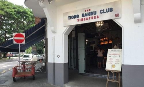 Góc nhỏ xinh đẹp khi du lịch singapore