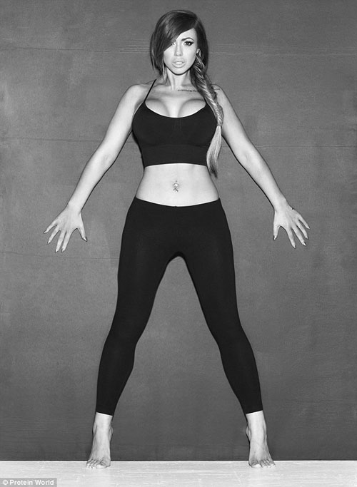 Hình ảnh không ngờ của người đẹp giảm 19kg thành siêu mẫu nhờ mạng xã hội