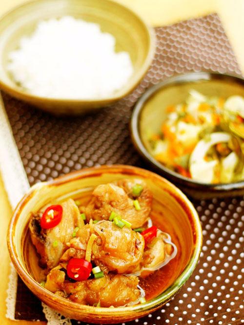Hướng dẫn nấu bữa cơm cuối tuần ngon mê người