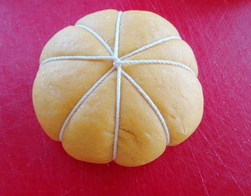 Bánh mì bí đỏ cả nhà đều thích
