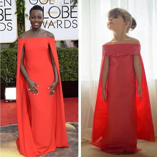 Cô nhóc 4 tuổi trở thành nhà thiết kế thời trang