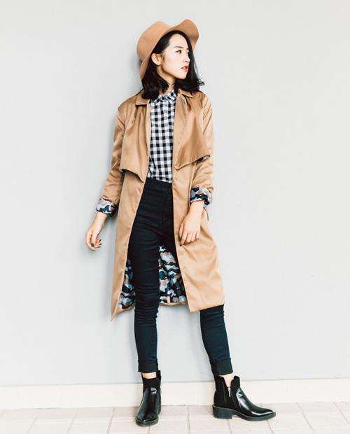 Những chiếc áo khoác nhìn là mê cho nữ sinh